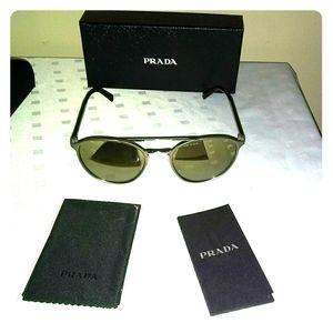 New authentic Prada sunglasses